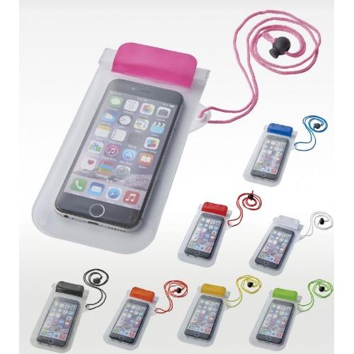 Vodoodporen etui za mobilni telefon