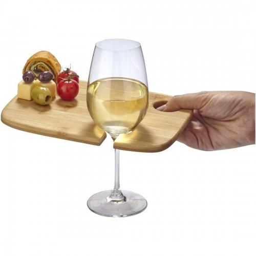 Deska za postrežbo vina in hrane