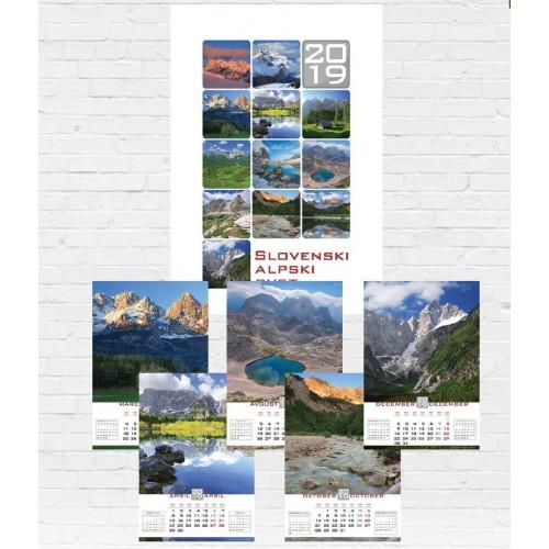 Stenski slovenski alpski svet