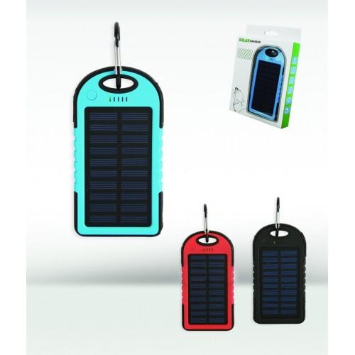 Solarna prenosna baterija 4.000 mAh