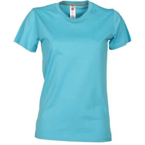 Majica T ženska kratek rokav