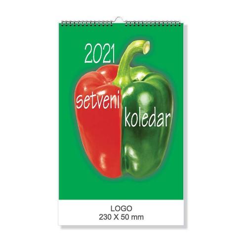 KOLEDAR STENSKI SETVENI 2021